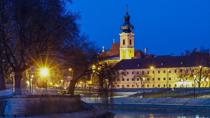 Győr - Westungarischen Stadt