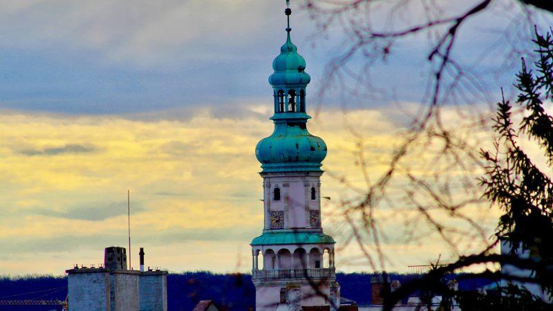 Sopron - Westungarischen Stadt