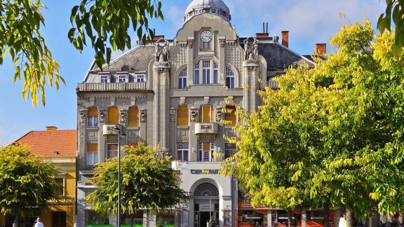 Szombathely - Westungarischen Stadt